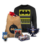 DC Comics Batman Officially Licensed MEGA Christmas Gift Set