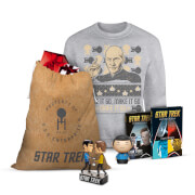Mega lot de Noël officiel Star Trek