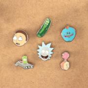 Rick and Morty Enamel Pin Badges - Assortment
