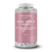 Nutrition Hair, Skin and Nails Capsules - 180Tablets
