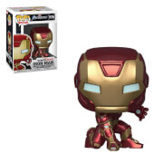 Marvel Avengers Game Iron Man (Stark Tech Suit) Pop! Vinyl Figure