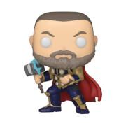 Figurine Pop! Thor (Tenue Stark Tech) - Marvel's Avengers (jeu vidéo)