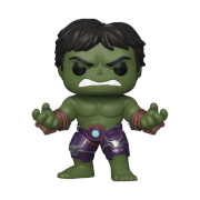Marvel Avengers Game Hulk (Stark Tech Suit) Pop! Vinyl Figure