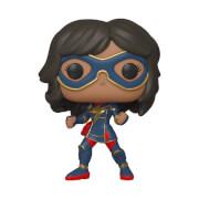 Figura Funko Pop! - Kamala Khan (Stark Tech Traje) - Avengers Game
