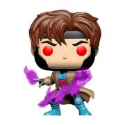 Figurine Pop! Gambit Avec Cartes - X-Men Classic