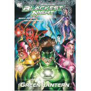 DC Comics Blackest Night Green Lantern Trade Paperback