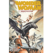 DC Comics Wonder Woman By Greg Rucka Trade Paperback Vol. 02