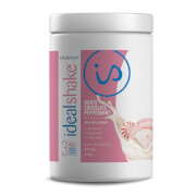 idealshake white chocolate peppermint - meal replacement shake - 30 servings