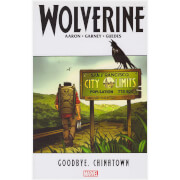 Wolverine Trade Paperback Goodbye Chinatown