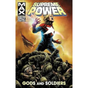 Supreme Power Gods And Soldiers Trade Paperback