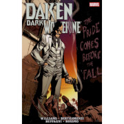 Daken Dark Wolverine Trade Paperback Pride Comes Before The Fall