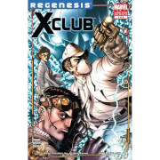 Marvel X-men X-club Trade Paperback