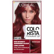 Купить L'Oréal Paris Colorista Permanent Gel Hair Dye (Various Shades) - Cherry Red