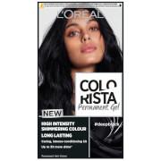 Купить L'Oréal Paris Colorista Permanent Gel Hair Dye (Various Shades) - Deep Black
