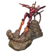 Diamond Select Marvel Premier Collection Statue - Iron Man MK50