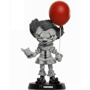 Figura Pennywise 17 cm Variante de color Exclusiva Zavvi - Iron Studios Mini Co.