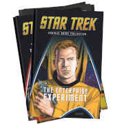 Star Trek Mystery 10-Pack Graphic Novels + 3 Free Gifts