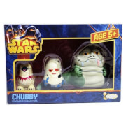 Star Wars Chubbies Jabbas Palace Figures