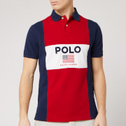 Polo Ralph Lauren Men's Centre Logo Polo Shirt - Polo Sport Red - S