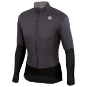 Sportful BodyFit Pro Jacket - L - Anthracite/Black