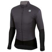 Sportful BodyFit Pro Jacket - XXL - Anthracite/Black