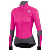 Sportful Women's BodyFit Pro Jacket - S - Bubble Gum/Anthracite