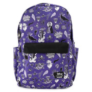 Loungefly Disney Villain Icons Aop Nylon Backpack