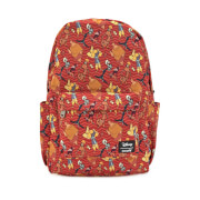 Loungefly Disney Emperor's New Groove Aop Nylon Backpack