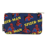 Loungefly Marvel Spiderman Aop Nylon Pouch