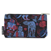 Loungefly Star Wars Empire 40Th Square Nylon Pouch