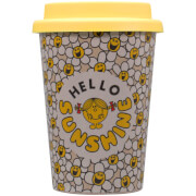 Little Miss Huskup Travel Mug - Laughing Daisies