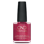 CND Vinylux Red Baroness Nail Varnish 15ML