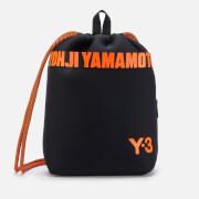 Y-3 Men's Drawstring Backpack - Black