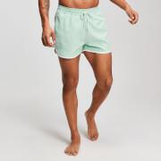 MP Men's Contrast Binding Swim Shorts - Mint