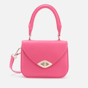 Furla Women's Eye Mini Top Handle Bag - Pink