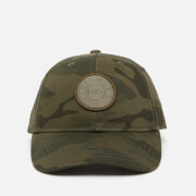 Badge Logo Baseball Cap - Camo