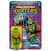 Super7 Teenage Mutant Ninja Turtles ReAction Figure - Raphael