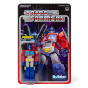 Super7 Transformers ReAction Figure - Optimus Prime