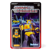 Super7 Transformers ReAction Figure - Bumblebee