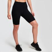 Pantalón corto de ciclismo Power para mujer de MP - Negro
