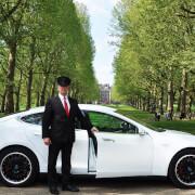 One Hour On Road Tesla Supercar Passenger Ride