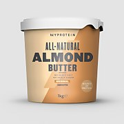 All-Natural Almond Butter