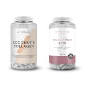 Coconut and Collagen & Hyaluronic Acid Bundle