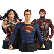 Ultimate 3-Pack Bust - DC Comics Justice League (Wonder Woman, The Flash and Superman)