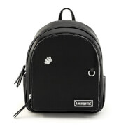 Loungefly Black Pin Trader Mini Backpack