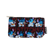 Loungefly Disney Stitch Elvis Nylon Pouch