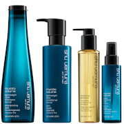 Shu Uemura Art of Hair Your Complete Volumising and Texturising Routine for Fine Hair