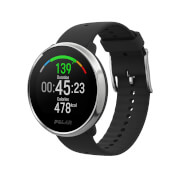 Polar Ignite GPS Sports Watch - M-L - Black/Silver