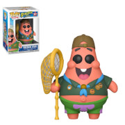 Spongebob Movie Patrick in Camping Gear Pop! Vinyl Figure