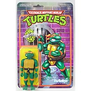 Super7 Teenage Mutant Ninja Turtles ReAction Figure - Michelangelo